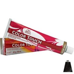 Tonalizante Wella Professionals Color Touch Pure Naturals 4/0