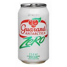 Guaraná Antárctica Zero 350 ml