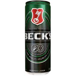 Cerveja Beck's 350 ml Lata