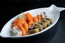 Hirata extra de salmão(27 peças)