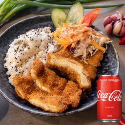 Combo Chicken Katsu