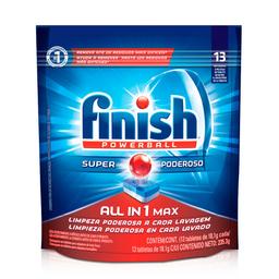 Finish Detergente Para Máquina de Lavar Louça