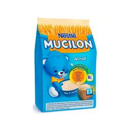 Mucilon Alimento Nestlé Arroz Sachê