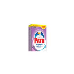 Pato Desodorizador Sanitário Pastilha Ades. Lav. 20% 3