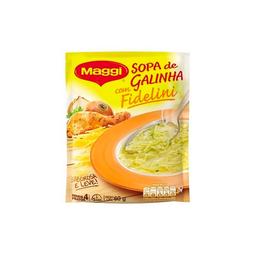 Maggi Sopa Com Fidelini Sachê