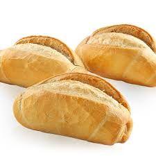 Pão de Sal - 3 Unidades