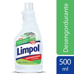 Limpador Limpol Desengordurante Cozido Refil 500 Ml