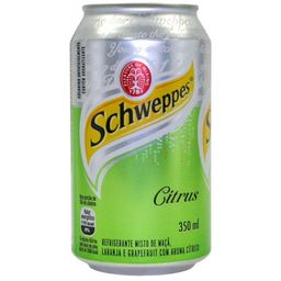 Schweppes Citrus - Lata