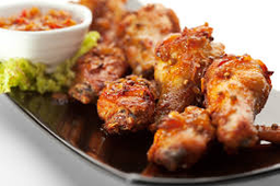 Porção de frango 250g