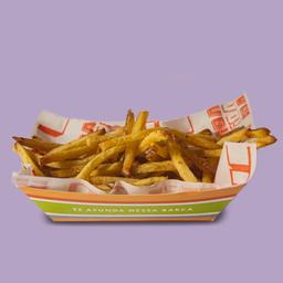 Batatas fritas tradicionais