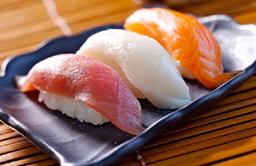 Niguiri sushi especial - 40 peças (02 pessoas)