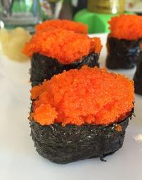 Dupla de sushi de massago