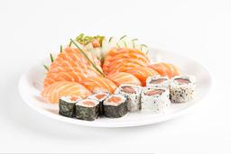 Combinado de salmão 30 peças