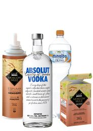 Combo Moscow Mule Absolut