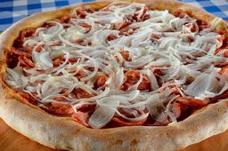 1/2 Pizza De Calabresa