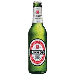 Cerveja Beck's Long Neck 330 mL - Cód 298063