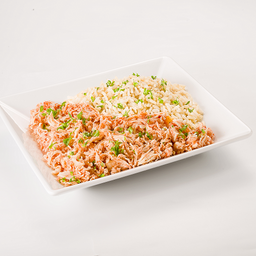 Frango com arroz integral