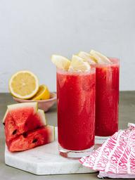 Pink Lemonade de Melancia com Hortelã - 300ml