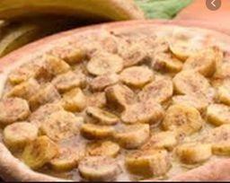 Pizza de banana
