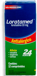 Loratamed 10 Mg