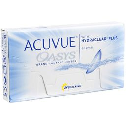 Lente Acuvue Oasys com Hydraclear