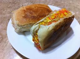 Hot Dog Cheddar 30cm