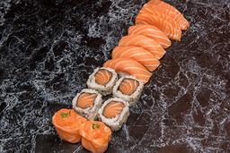 Combinado salmão