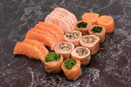 Combinado marcos mion salmão