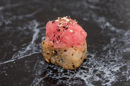Hot rice atum