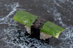 Sushi Pepino Veggie - Unidade