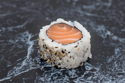 Uramaki salmão