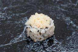 Uramaki salmão crispy