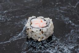 Uramaki camarão