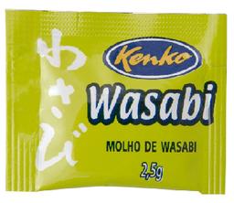 Wasabi Sache 2,5g