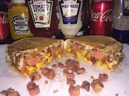 Hot Dog Bacon 30cm