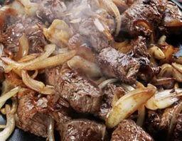 Marmitex de carne nº 1
