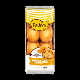 Madeleine Tradicional Natural Paderri 200 g