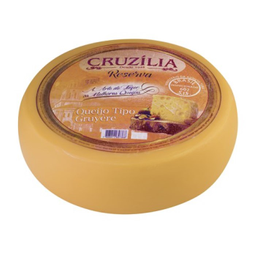 Queijo Gruyere Cruzilia