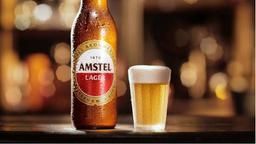Cerveja Amstel - Latão