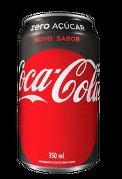 Refrigerante coca cola zero