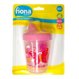 Copo Fiona Rosa 207 mL