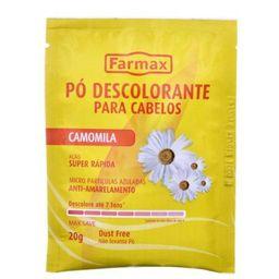 Descolorante Farmax Camomila 20 g