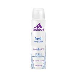 Desodorante Adidas Aerosol Feminino C C Fresh 91 g