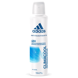 Desodorante Adidas Aerosol Feminino Climacool 91 g