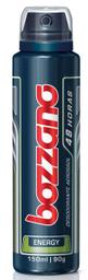 Desodorante Bozzano Aerosol Masculino Energy 90 g