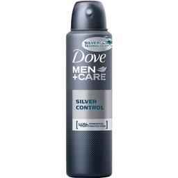 Desodorante Dove Aerosol Masculino Silver Contr 89 g