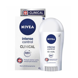 Desodorante Nivea Feminino Int Control 42 g