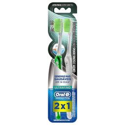 Escova Dental Oral B Ultrafino Leve 2 Und Pague 1