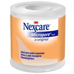 Esparadrapo 3Masculino Microp Bege 50X4,5