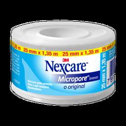 Esparadrapo 3Masculino Microp Branco 25X1,35